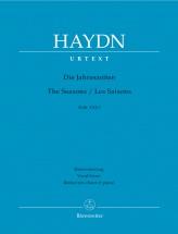Haydn J. - The Seasons - Vocal Score