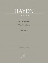 Haydn J. - The Creation Hob. Xxi:2 - Score
