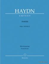Haydn J. - Armida - Chant-piano