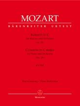 Mozart W.a. - Concerto Pour Piano N°25 Kv 503 - 2 Pianos