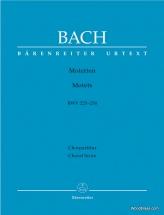 Bach J.s. - Motetten Bwv 225-230 - Choeur