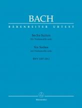 J.s Bach - 6 Suites Bwv 1007-1012 - Violoncelle Seul