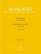 Schubert Franz - Symphonie N°7 D 759 Inachevee - Conducteur