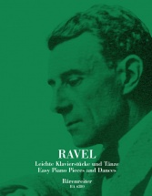 Ravel M. - Easy Piano Pieces And Dances