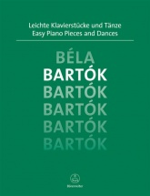 Bartok B. - Easy Piano Pieces And Dances