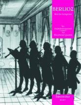 Berlioz Hector - Marche Hongroise, Rakozy-marsch La Mineur - Flute, Hautbois, Clarinette, Cor, Basso