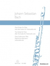 Bach J.s. - Two Suites For Flute Bwv 1007 & 1009