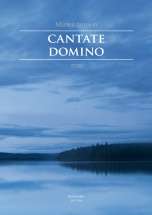 Jansson Marten - Cantate Domino - Ttbb