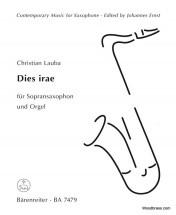 Lauba Ch. - Dies Irae - Saxophone Soprano Et Orgue