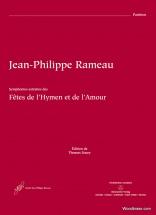 Rameau Jean-philippe - Symphonies Extraites Des Fetes De L