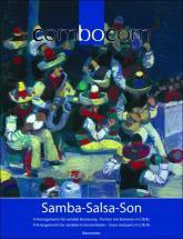 Combocom - Samba-salsa-son - Conducteur Et Parties Separees