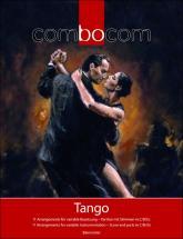 Combocom - Tango - Conducteur Et Parties En Do, Sib Et Mib