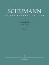 Schumann R. - Liederkreis Von H. Heine Op.24