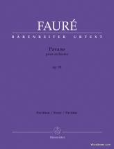 Faure Gabriel - Pavane Pour Orchestre Op.50 - Score