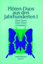 Flotenduos Aus Drei Jahrhunderten I - Flute
