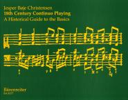 Christensen Jesper Boje - 18th Century Continuo Playing - Clavecin
