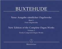Buxtehude D. - Neue Ausgabe Sämtlicher Orgelwerke Band 1