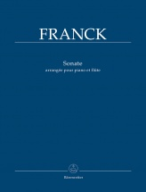 Franck C. - Sonate - Flute & Piano