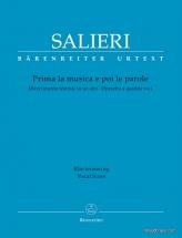 Salieri A. - Prima La Musica E Poi La Parole