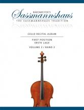 Sassmanhaus - Cello Recital Album Vol.2