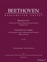 Beethoven - Konzert In C Tripelkonzert Op.56 - Piano Reduction