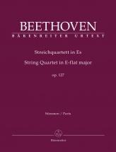 Beethoven L.v. - String Quartet In E-flat Major Op.127