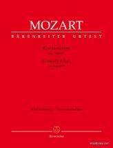 Mozart W.a. - Concert Arias For Soprano