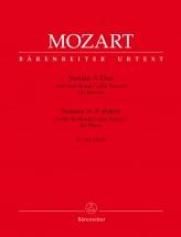 Mozart W.a. - Sonata For Piano A Major Kv.331 (alla Turca)