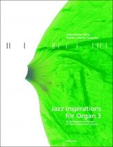 Jazz Inspiration For Organ 3 - Orgue