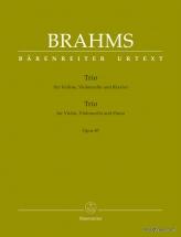 Brahms J. - Trio Op.87
