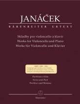 Janacek L. - Works For Violoncello & Piano