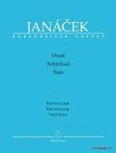 Janacek L. - Fate - Vocal Score