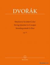 Dvorak A. - String Quintet In G Major Op.77 - Parties