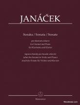 Janacek L. - Sonata For Clarinet & Piano