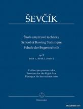 Sevcik O. - School Of Bowing Technique Op.2 Part 1