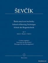 Sevcik O. - School Of Bowing Technique Op.2 Part 2