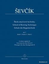 Sevcik O. - School Of Bowing Technique Op.2 Part 3