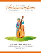 Sassmannshaus H. / Close J. Peter - Early Start On The Double Bass Vol.2