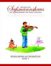 Sassmannshaus.k / Sassmannshaus.e - Früher Anfgang Auf Der Bratsche Vol.1 - Violon
