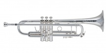 Bach 190s43 - Sib Stradivarius Argente