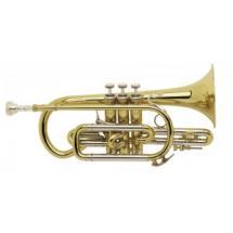 Bach Cornet Sib Professionnel Bach 184sml Argente