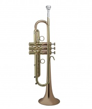 Bach Lt190-1b - Sib Stradivarius Pavillon Light Bronze Vernie