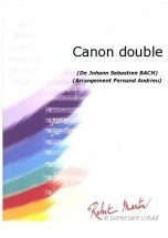 Bach J.s. - Andrieu F. - Canon Double
