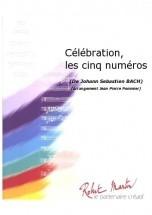 Bach J.s. - Pommier J.p. - Clbration, Les Cinq Numros