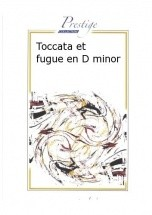 Bach J.s. - Brun F.j., Goas Y.e. - Toccata Et Fugue En D Minor