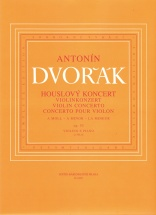Dvorak A. - Concerto For Violin and Orchestra In A Minor Op.53 - Violon and Piano