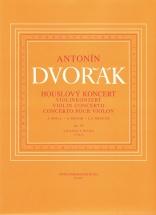 Dvorak A. - Concerto For Violin and Orchestra In A Minor Op.53 - Violon and Piano
