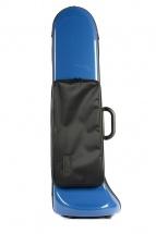Bam Etui Trombone Tenor Softpack Avec Poche Bleu Outremer