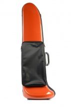 Bam Etui Trombone Tenor Softpack Avec Poche Orange