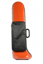 Bam Etui Trombone Jazz Softpack Avec Poche Orange